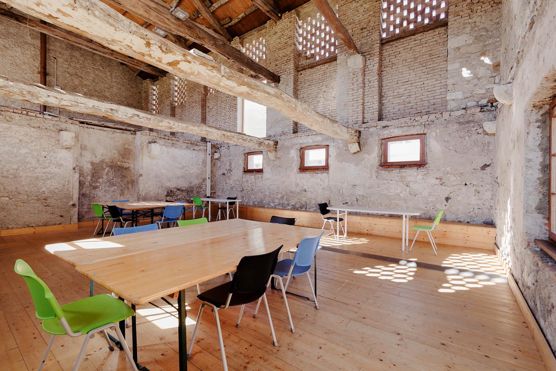 Fondazione Lucia De Conz Stalla meeting